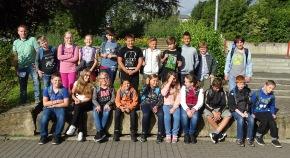 Klasse 5f - Herr Jens Kohlmeier